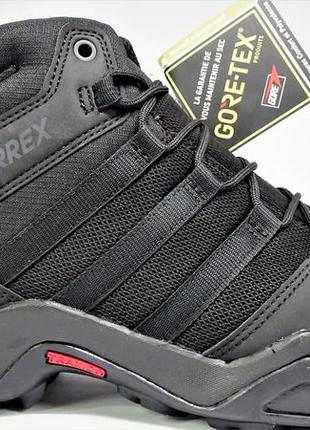 Кроссовки для туризма мужские adidas terrex ax2 gtx mid оригинал