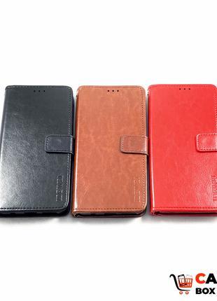 Чехол книжка Idewei с магнитной застежкой для Nokia 7.2