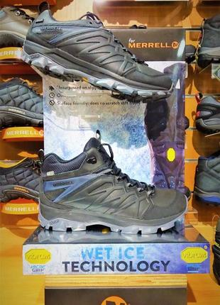 Ботинки merrell freeze thermo mid waterproof (низкий и высокий...