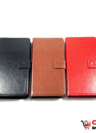 Чехол книжка Idewei с магнитной застежкой для Nokia 3.2