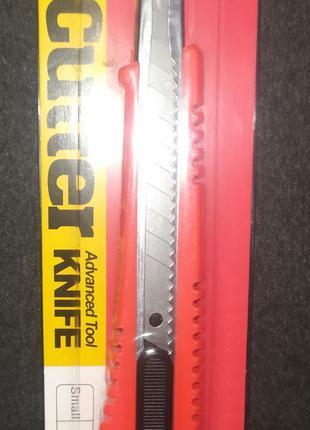 Нож Канцелярский Hermes Tools 9mm-3 шт.