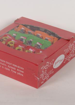 Натуральные конфеты Golden Fruit из Закарпатья
