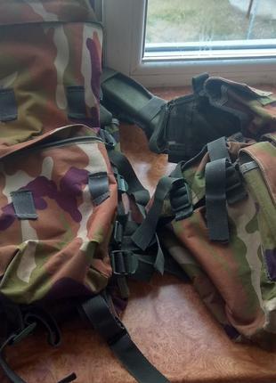Тактический рюкзак разгрузка