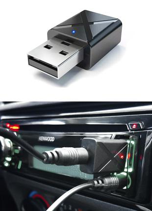 STEREO Bluetooth AUX receiver + transmitter / СТЕРЕО Блютус