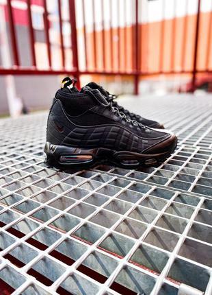 "Nike air max sneakerboot 95 ""black"""