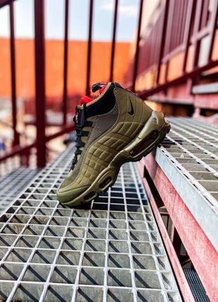 """Nike air max sneakerboot 95 """"haki"""
