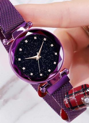 Starry Sky Watch - эксклюзивные женские часы в наборе с браслета