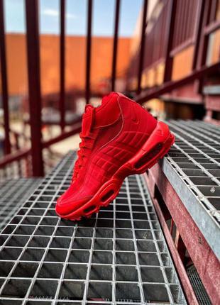 "Nike air max sneakerboot 95 ""red"""