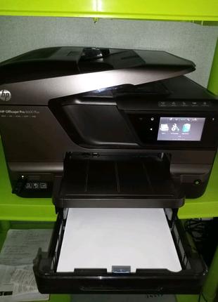 Принтер HP Officejet Pro 8600 Plus