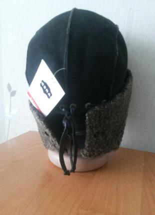 Мужская шапка.