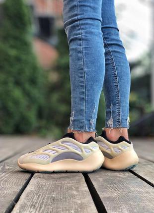Adidas yeezy boost 700 v3 azael женские кроссовки наложенный п...