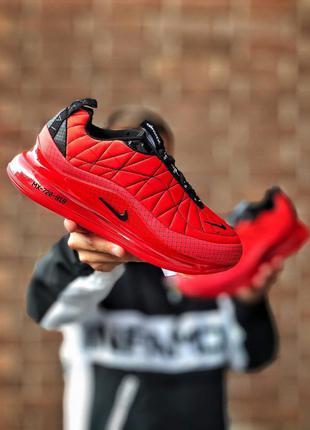 Nike air max 720 до -5 red красные женские ботинки наложенный ...