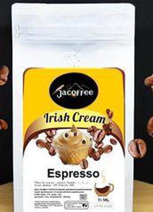 Кофе в зернах с ароматом Ирландский крем, 500 г