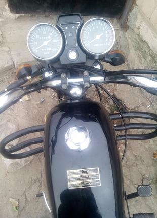 Мотоцикл Мустанг110 куб
