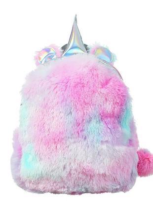 Детский рюкзак «единорог», новый