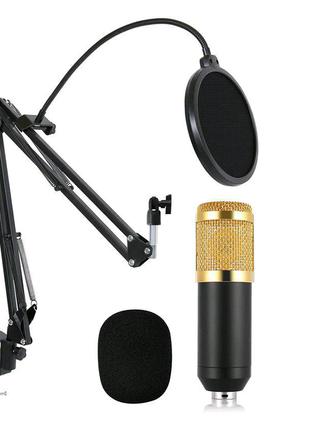 Микрофон студийный M-800U PRO-MIC