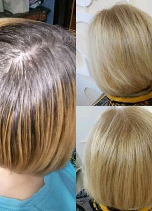 Фарба для волосся безаміачна
