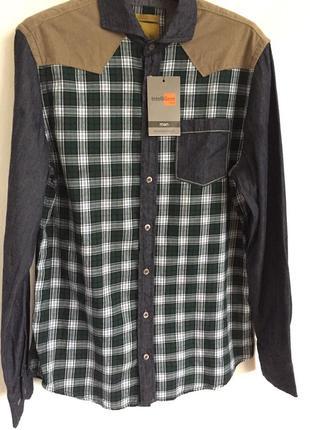 Рубашка италия 🇮🇹 мужская новая оригинал