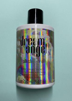 Масло для тела гель для душа dream angel виктория сикрет victo...