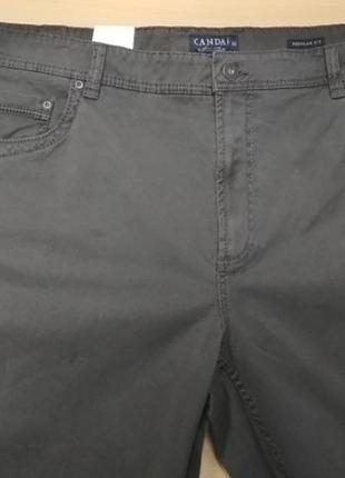 Джинсы, брюки, мужские, хаки, c&a, баталы, большого размера, 72