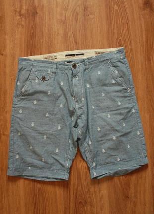 Легкие летние мужские шорты chino short