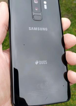 Samsung S9 + Plus Duos 6/64 Black G965f  Як новий
