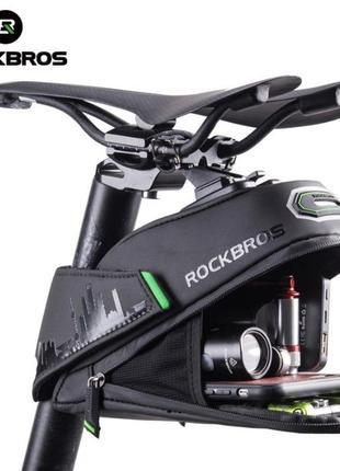 Велосумка на подседельний штырь RockBros 1.5L, велосипедная сумка
