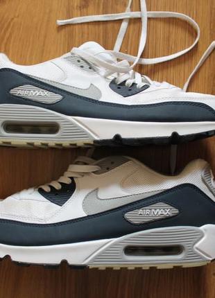 Стильные занимательные мужские кроссовки nike wmns air max 90