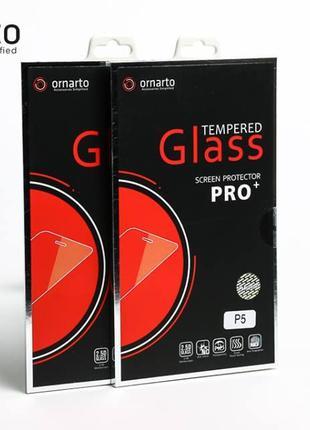 Закаленное противоударное стекло LG G3 Stylus , 0.2 мм Ornarto
