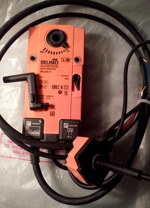 Электропривод для огне-задерживающих клапанов DFL230-T