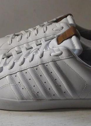 K-swiss - шкіряні кросівки