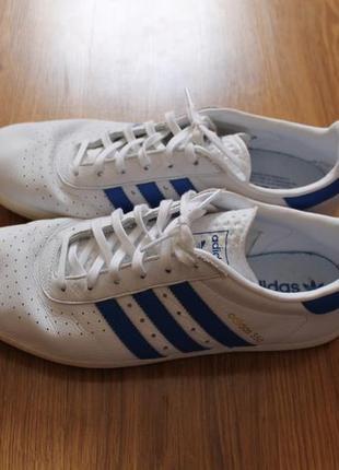 Мега стильные легкие кожаные мужские кроссовки adidas original...