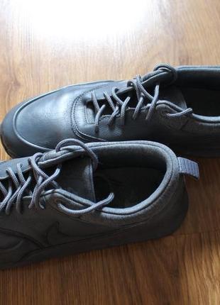 Крутейшие мужские серые кроссовки nikelab air max thea pinnacle