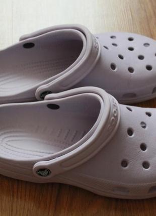 Суперские летние аквашузы сабо женскаие сандалии crocs сирень