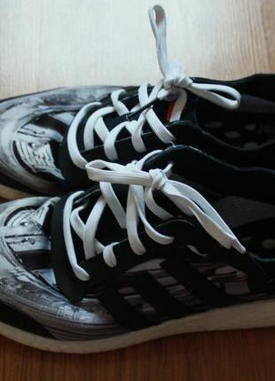 Стильные легкие мужские кроссовки adidas pure boost men's runn...