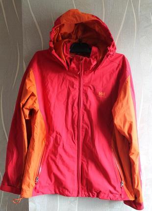 Отличная легкая куртка на прохладную погоду в ярком цвете hell...