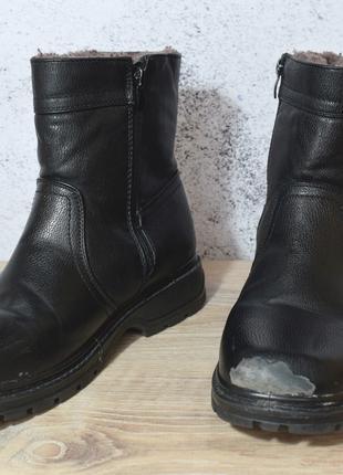 Ботинки даром noname с утеплителем