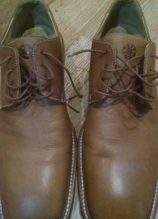 Туфли мужские NavyBoot , натуральная кожа