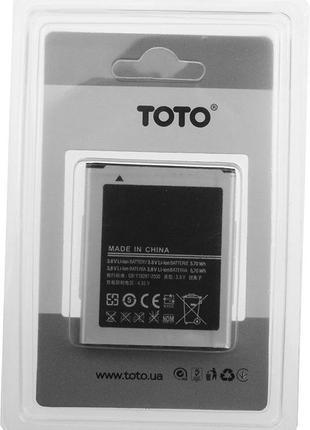 Аккумулятор TOTO EB425161LU for Samsung S7562/I8160/I8190/S7270