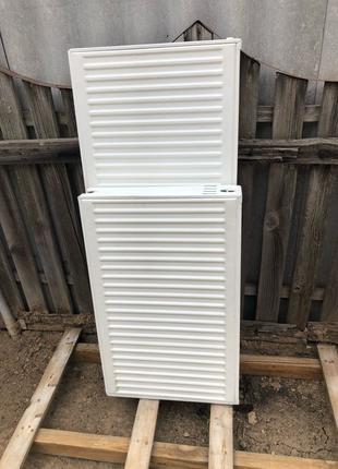 Стальные панельные радиаторы 22 класс