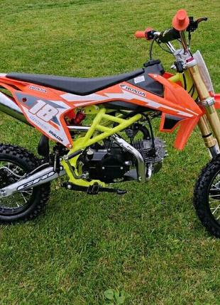 Продам мотоцикл питбайк 125