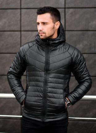 Мужская зимняя куртка стильная nite