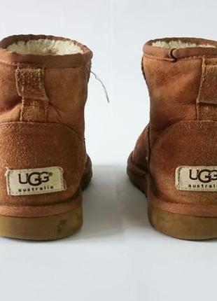 Угги ugg, оригинал. натуральная замша, натуральный мех.