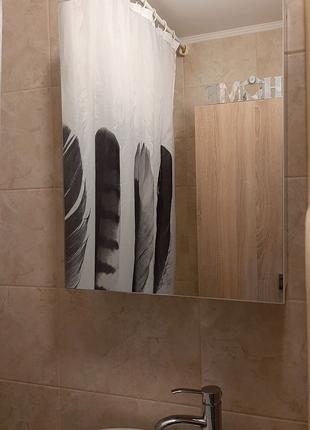 Шкафчик зеркальный для ванной/шкафчик дзеркальний