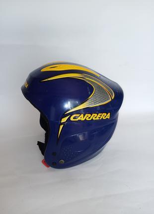 Горнолыжный шлем CARRERA,италия,шолом,