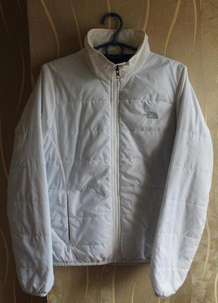 Красивезная легкая осенняя курточка на ветряную погоду белая t...