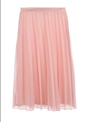 Красивая юбка плиссе dorothy perkins , р.14