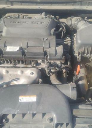 Разборка Hyundai i30 (FD), двигатель 2.0 G4GC.