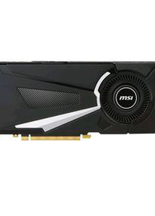 Видеокарта MSI GeForce GTX 1070 AERO 8G