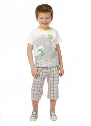 C&a германия бриджи, капри, шорты на мальчика р.140-152см/10-1...